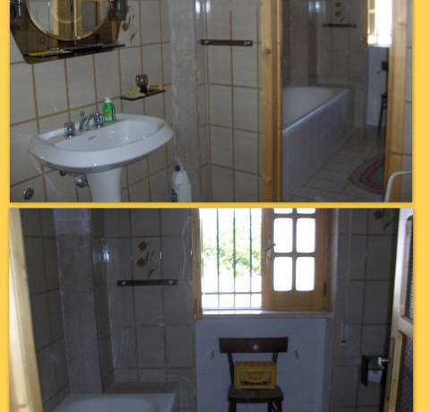 collage bagno